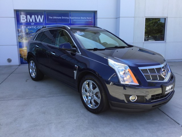 Pre-Owned 2010 Cadillac SRX ONE OWNER