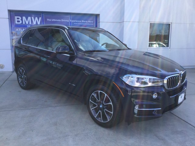 Pre-Owned 2017 BMW X5