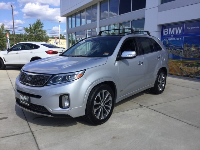 Pre Owned 2014 Kia Sorento SX Limited AWD 3RD ROW