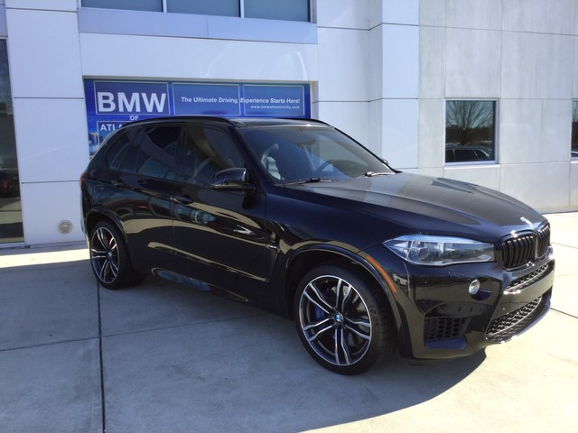 Pre-Owned 2017 BMW X5 M 567 HP