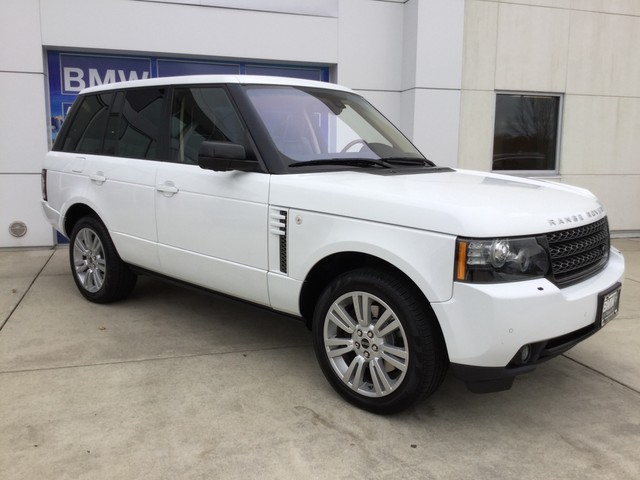 Pre-Owned 2012 Land Rover Range Rover