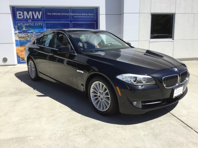 Certified 2013 BMW 5 Series