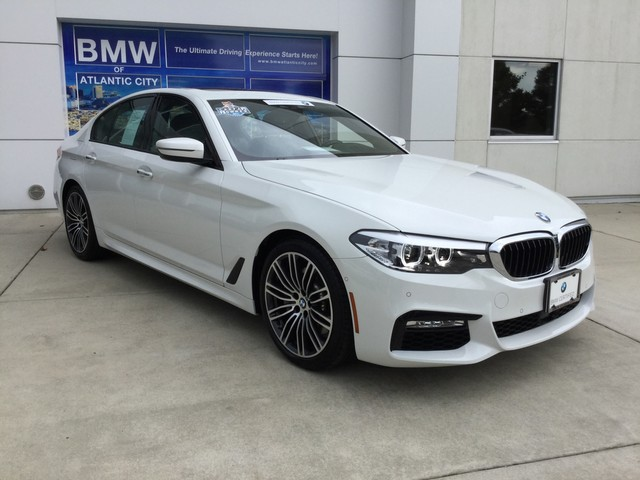 Certified Pre-Owned 2018 BMW 5 Series