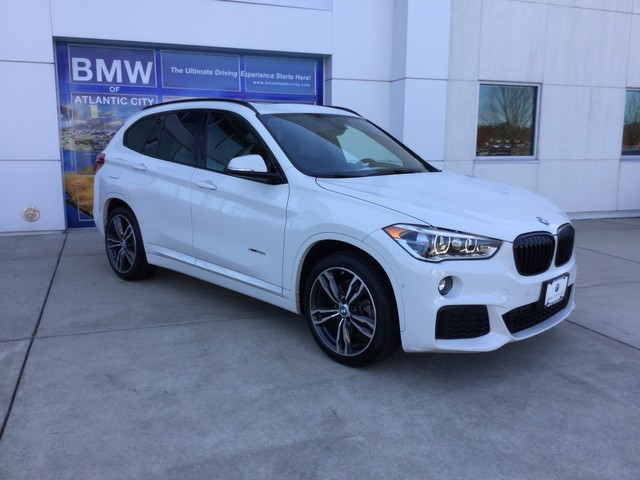 Certified Pre-Owned 2017 BMW X1