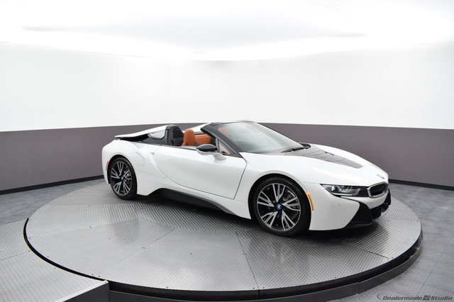 New 2019 Bmw I8 Convertible In Egg Harbor Township Kvg97820 Bmw