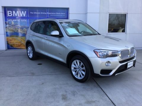 Certified Pre-Owned 2016 BMW X3