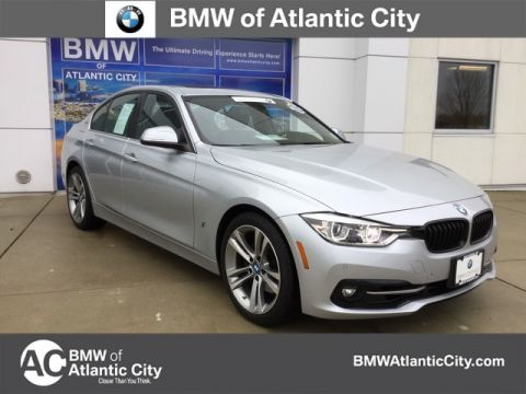 Certified Pre-Owned 2017 BMW 3 Series