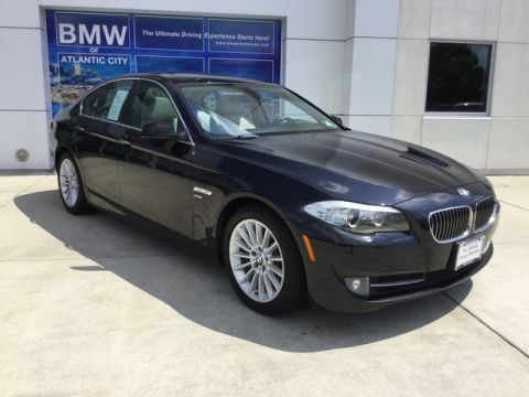 Pre-Owned 2011 BMW 5 Series