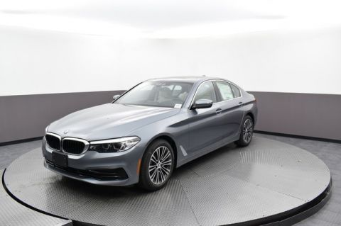 Demo 2019 BMW 5 Series 530i xDrive