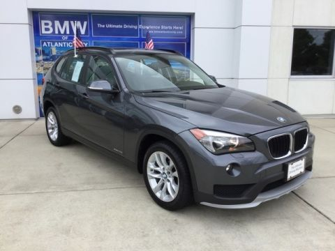 Certified Pre-Owned 2015 BMW X1