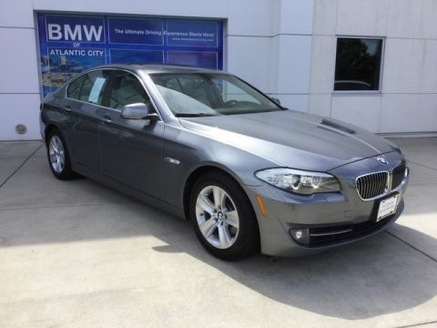 Pre-Owned 2013 BMW 5 Series