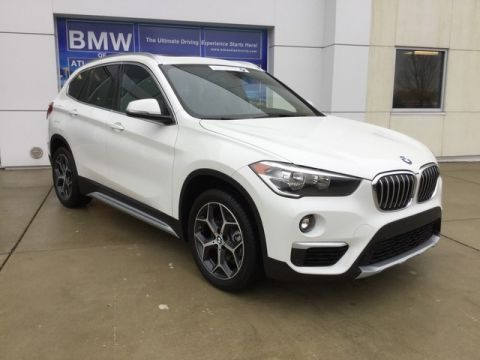 Certified Pre-Owned 2019 BMW X1